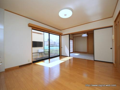 ●稲里中央一戸建 B棟24