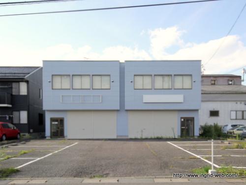 ♦広田 倉庫付事務所10