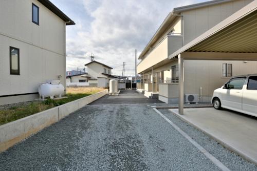 ♢イリエール篠ノ井 D 建設中11