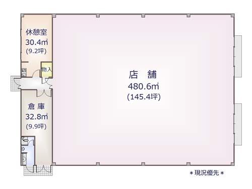 川中島原貸店舗17