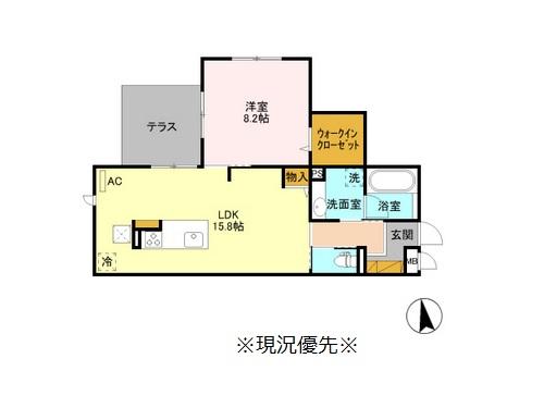♢(仮)D-room川中島町上氷鉋22