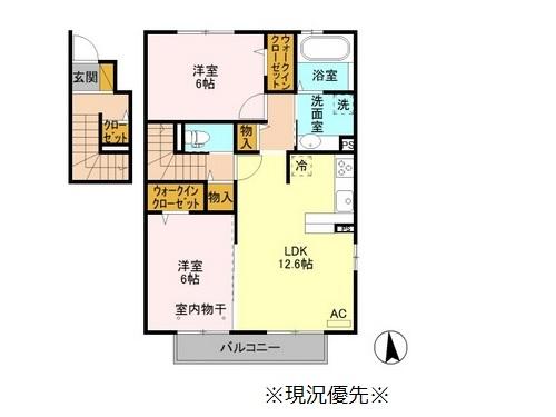 ♢(仮)D-room綱島 A9